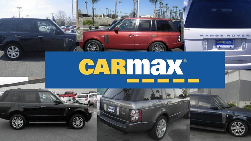 You Can't Get A Cheap CarMax Range Rover Warranty Anymore