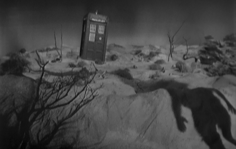 Illustration for article titled Fifty years ago today, the first ever scene of Doctor Who was filmed