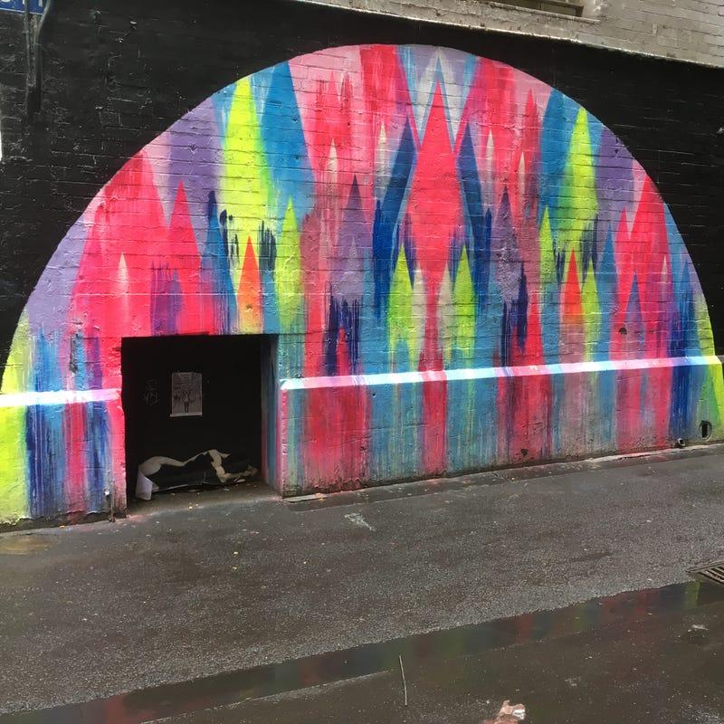 Illustration for article titled does oppo like street art?