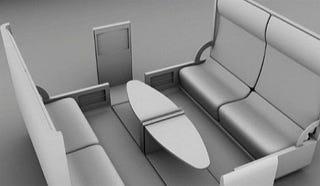 NYC Studio Dwellers Dream Loftbox 101 Foldable Furniture