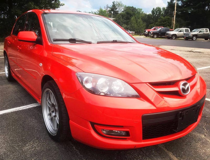 Illustration for article titled Could This 2007 Mazda Speed 3 Be a Speedy Way to Spend $6,450?