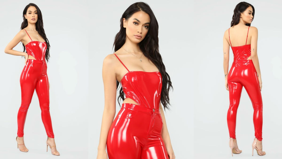2c0aae0636 This Fashion Nova Bodysuit Will Only Cover 15 Percent of Your Labia
