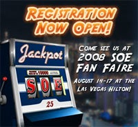 Illustration for article titled SOE Fan Faire Registration Is Go