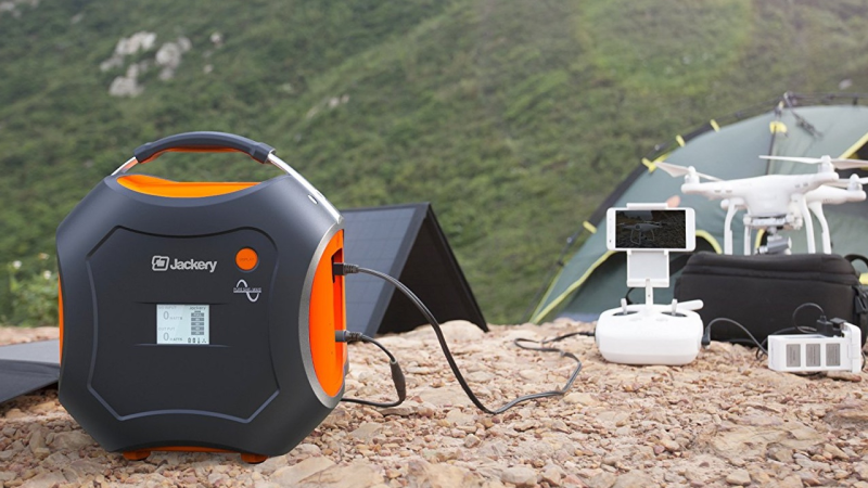 Jackery PowerPro, $480 con el código POWER500