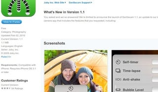 Illustration for article titled iTunes Provides Browser-Based iPhone App Previews