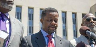 Kwame Brown (Jahi Chikwendiu/The Washington Post)