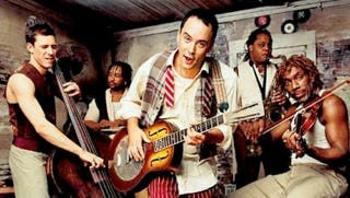 Illustration for article titled Being Dave Matthews: A Brief History