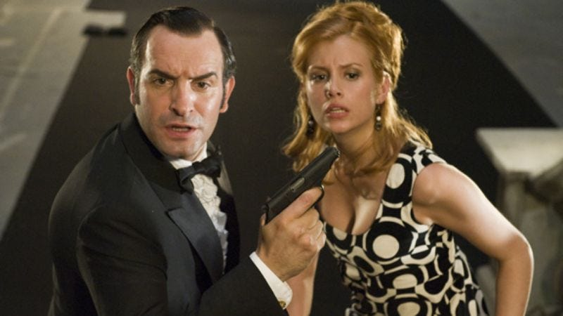 Illustration for article titled OSS 117: Lost In Rio