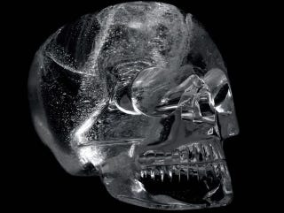 Illustration for article titled Should we be tracking down crystal skulls in order to save the world?