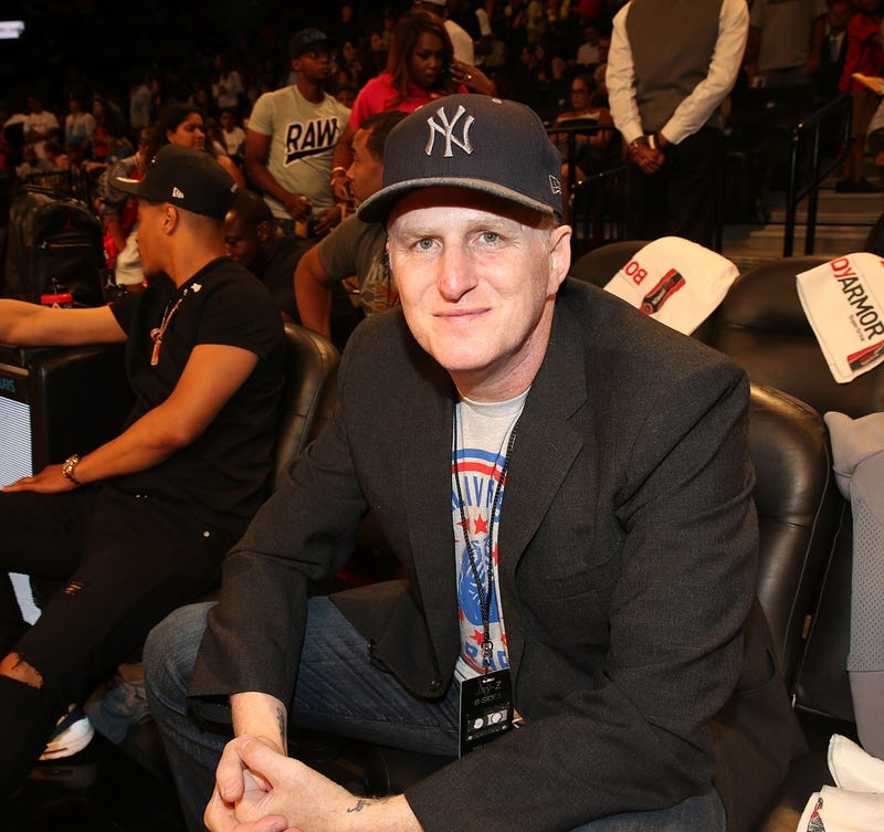 Michael Rapaport attends 2016 Roc Nation Summer Classic Charity Basketball Tournament at Barclays Center of Brooklyn on July 21, 2016, in New York City.Shareif Ziyadat/WireImage