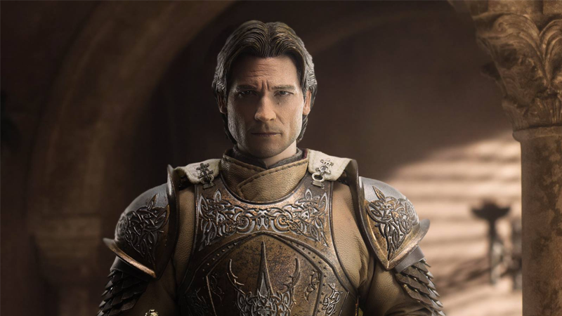 Illustration for article titled This Amazing Jamie Lannister Figure Will Slay Kings As Well As Your Wallet