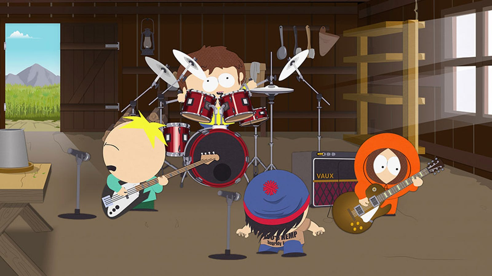 South Park takes some hard shots at China as Randy grows his weed business