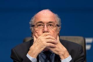 Illustration for article titled Blatter ellen nyomoz az FBI