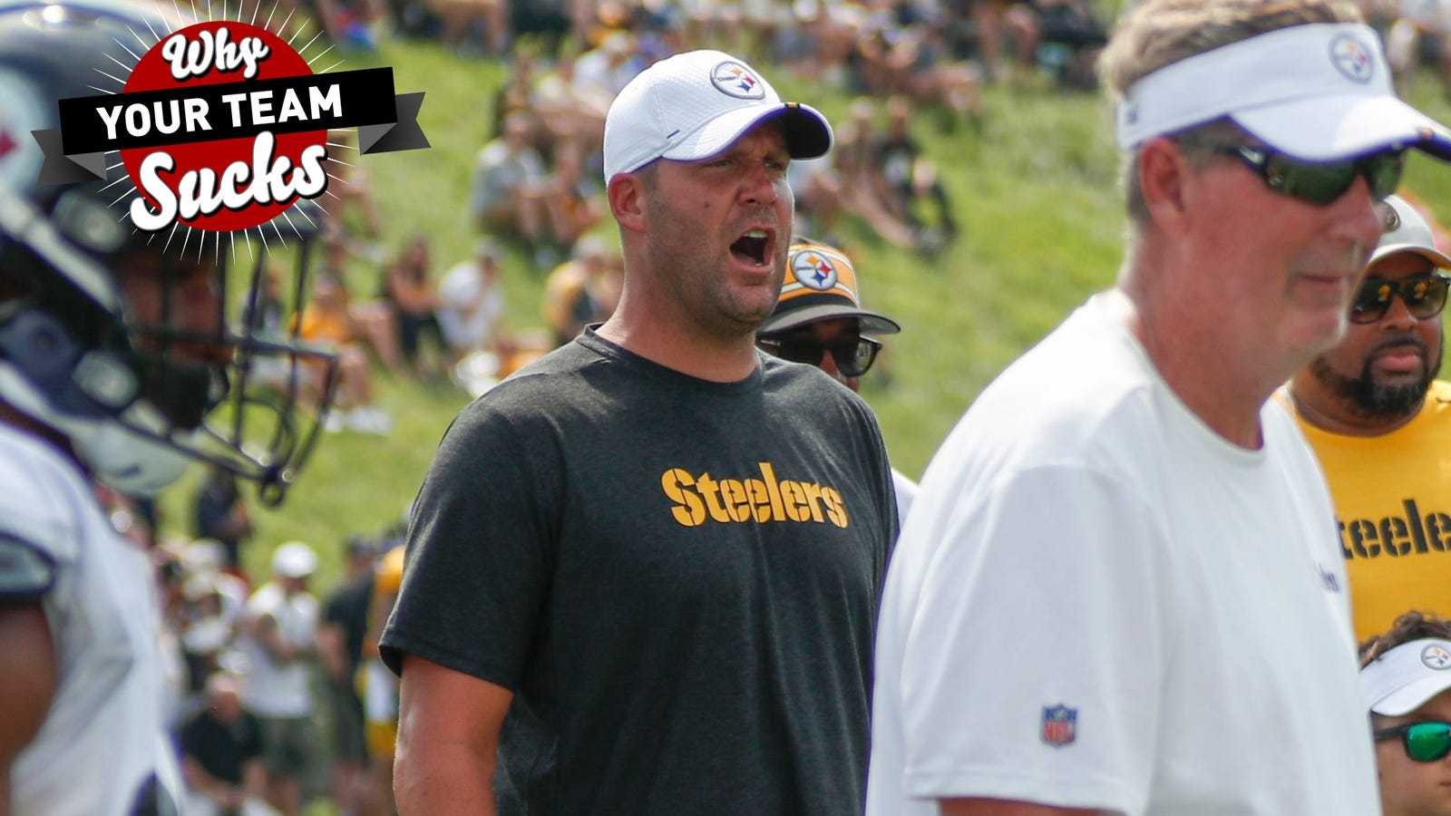 Why Your Team Sucks 2019: Pittsburgh Steelers