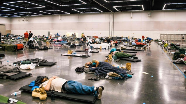 Nobody Knows How Many People the Pacific Northwest Heat Has Killed