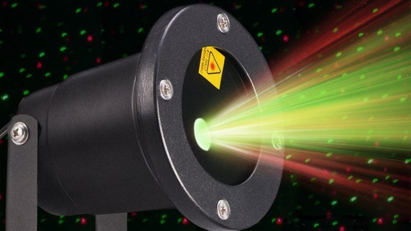 Holiday Laser Light, $20 with code LNUH9UAX