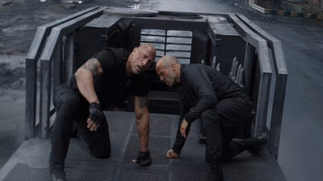 Hobbs & Shaw Review: Good Action Stunted By Lack of Originality
