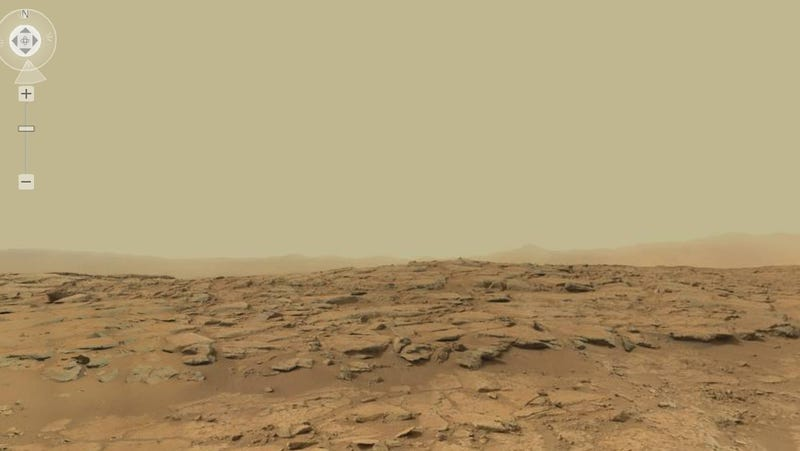 Street View Hits Mars With This 4-Gigapixel Panoramic
