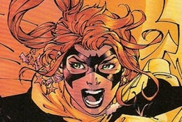 Illustration for article titled Frank Miller Gives Batgirl Too Dirty A Mouth For DC Comics