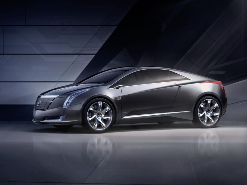 Illustration for article titled The Cadillac ELR is NOT a Disappointment
