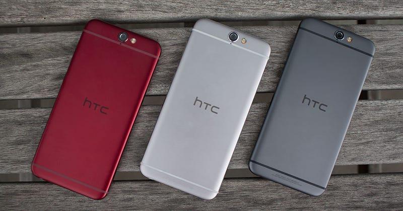 Illustration for article titled HTC One A9, lo más parecido a un iPhone con Android cuesta 400 dólares