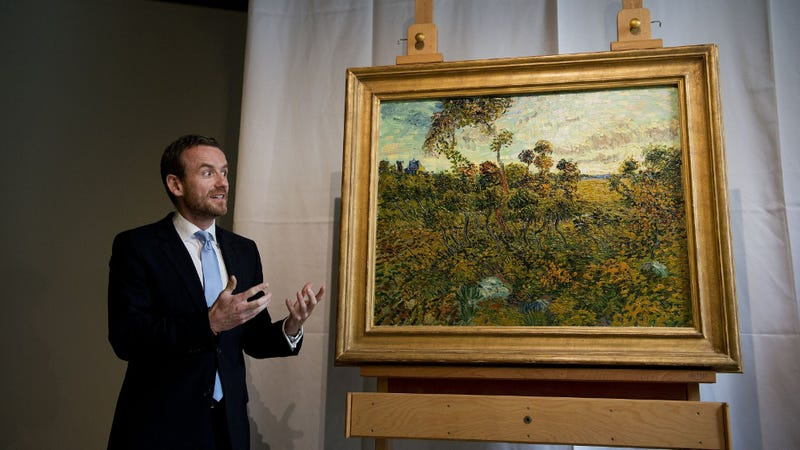 Illustration for article titled Long-lost Van Gogh Painting Recovered from Collector's Attic