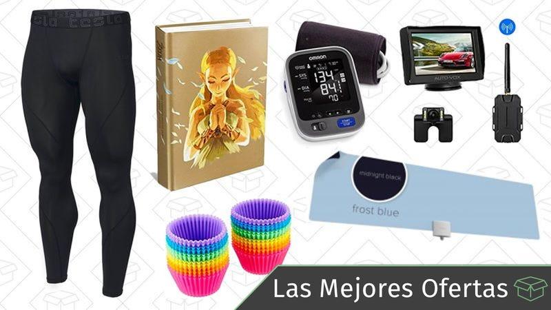 Illustration for article titled Las mejores ofertas: Antena HDTV, leggings para el gimnasio, cámara para el coche y más