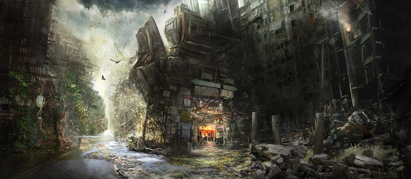 Illustration for article titled The Only Place to Eat After the Apocalypse