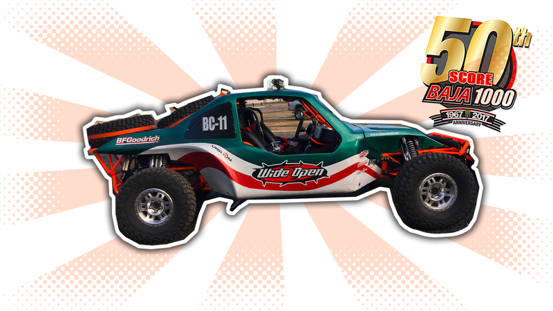 Illustration for article titled Baja 1000 Race Prep Is Insanely Complex And I'm Probably No Help At All