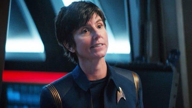 Tig Notaro Returns as Jett Reno in Season 4 of Star Trek: Discovery