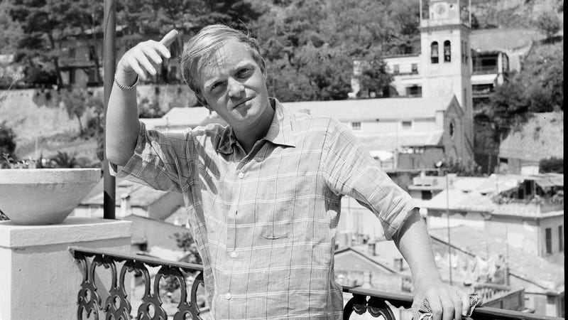 Illustration for article titled Apparently No One Told Young Truman Capote Not to Read the Comments