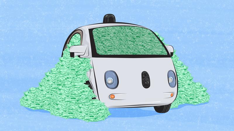 Illustration for article titled 7 Great Ways to Spend Obama's Autonomous Car Cash