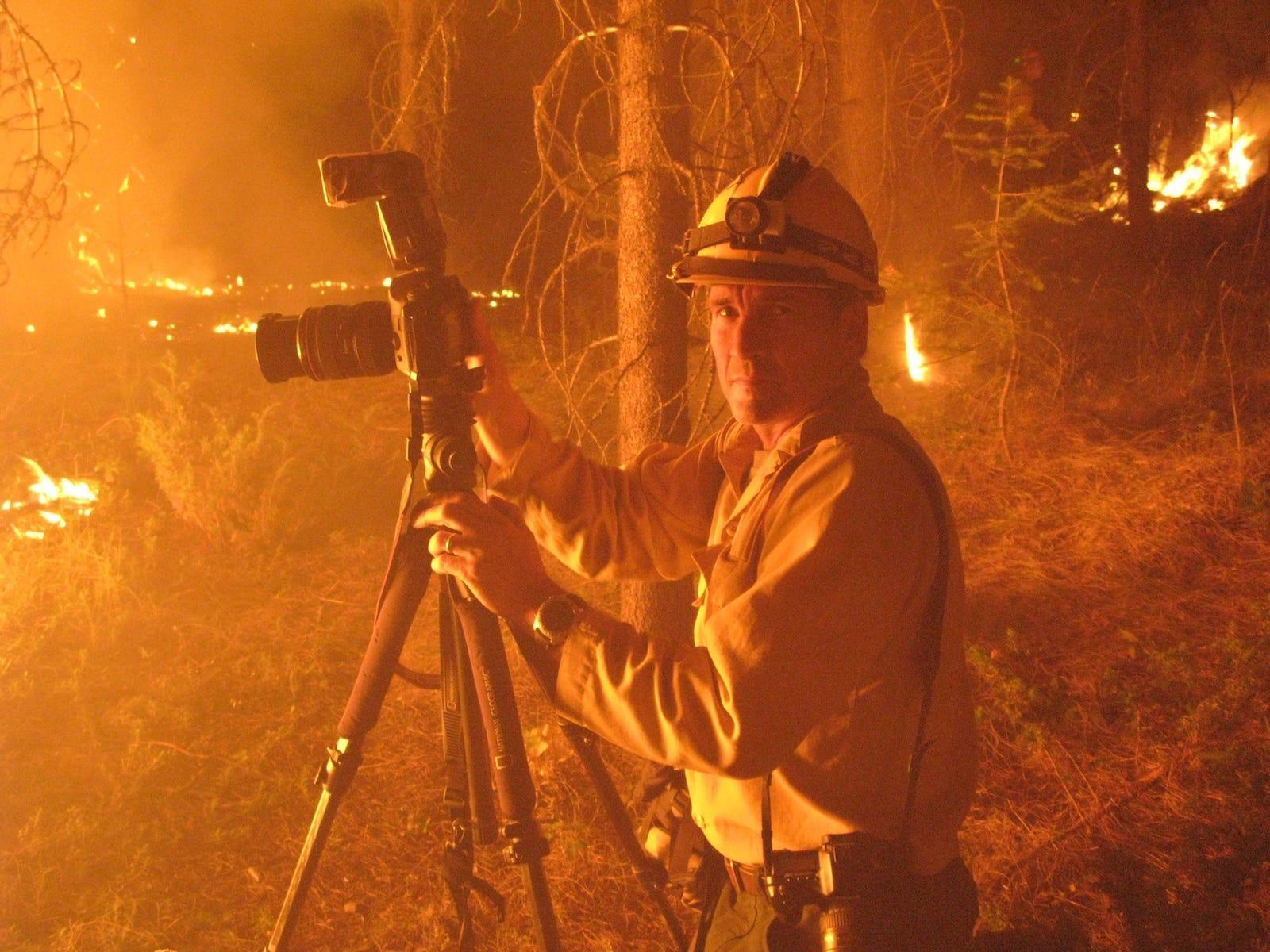 Nat Geo Photographer Mark Thiessen