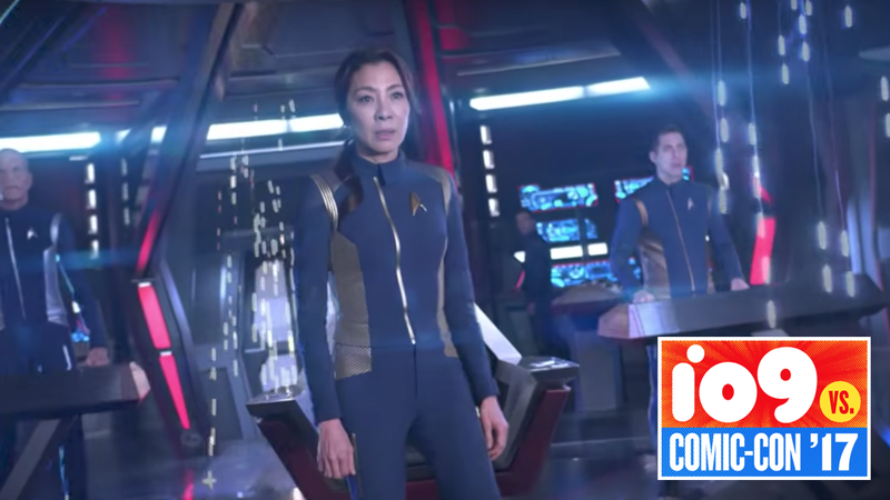 The New Star Trek: Discovery Trailer Shows a Galaxy on the Brink of... Something