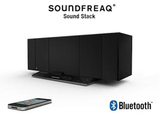 Illustration for article titled The Soundfreaq Sound Stack [Update: Sold Out]
