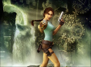 Illustration for article titled PS3 Getting Tomb Raider Trilogy In 2011