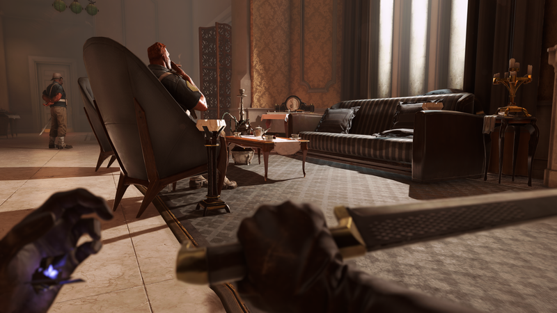 Screenshot: Dishonored: Death Of The Outsider/Bethesda Softworks