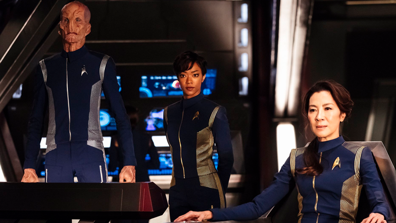 'Star Trek: Discovery' Spoilers: Showrunners Talk Starships, Death, Klingons