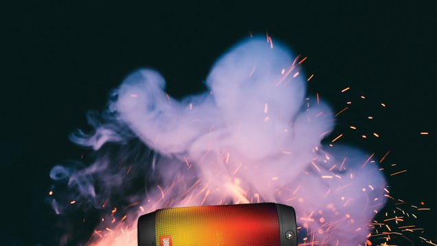Faulty Wireless Speaker Explodes After Burning on Girl s Bed