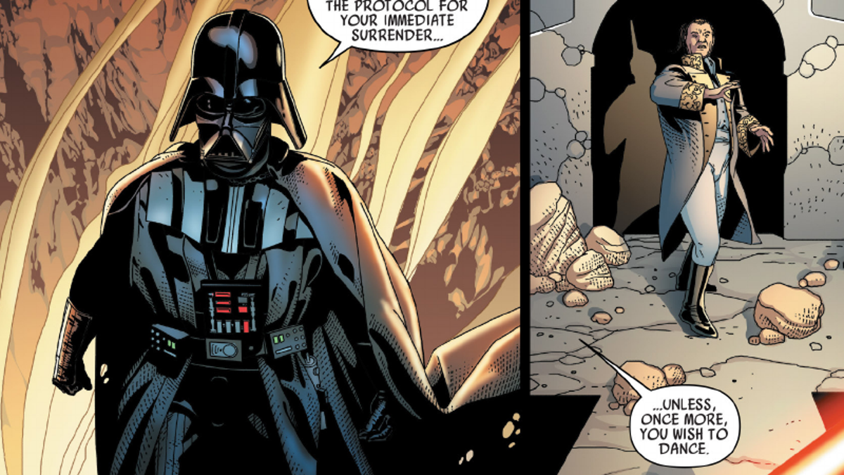 95b1db32 Darth Vader's Best Burns, Not Counting the Ones Covering His Entire Body