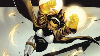 Illustration for article titled The Unfortunate and Obscure History of Monica Rambeau, the First Female Captain Marvel
