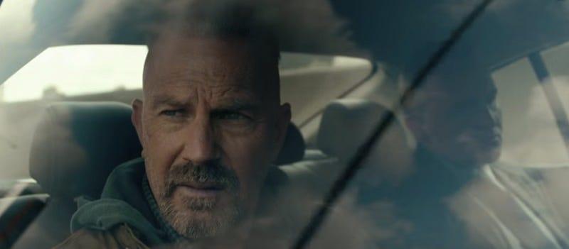 Illustration for article titled Bad Guy Kevin Costner Gets a Good-Guy Brain Implant in Action ThrillerCriminal