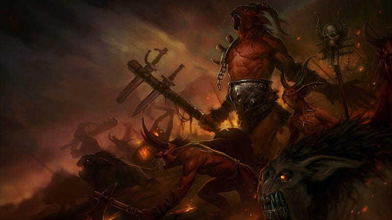 Illustration for article titled Blizzard CEO: We Know Diablo III 'Isn't Perfect'