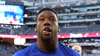 The First Photos Of Jason Pierre-Paul's Bandaged, Blown-Up Hand