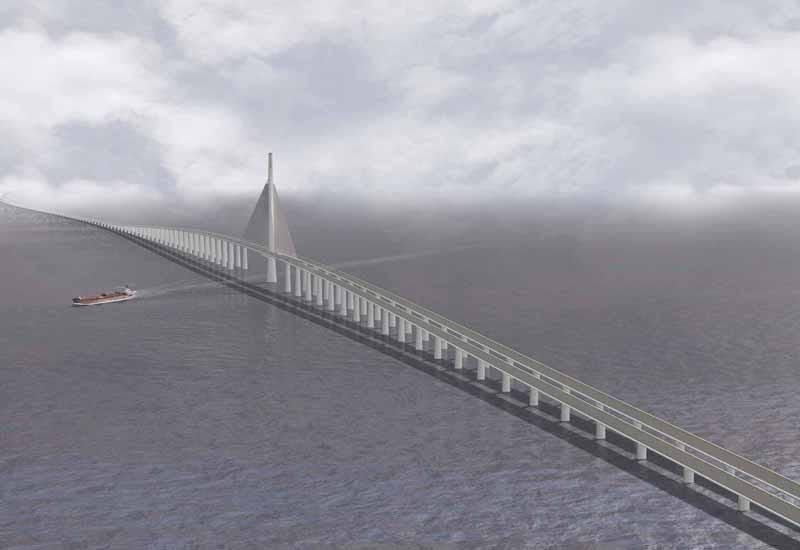 World's Largest Bridge to Stretch Over 13 Miles Long