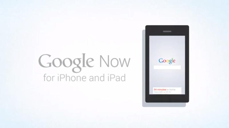 Illustration for article titled Un video revela Google Now para dispositivos iOS
