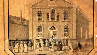 St. Thomas African Episcopal Church, 1829The Episcopal Church
