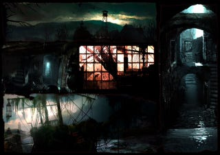 Illustration for article titled First Look at Resident Evil Creator's New Horror Game
