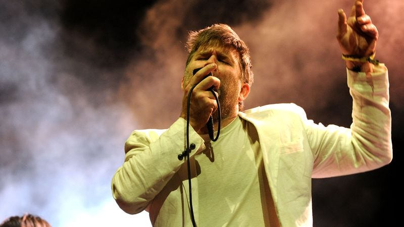 James Murphy of LCD Soundsystem (Photo: Getty Images)