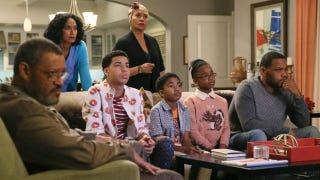 A scene from Black-ish (ABC)